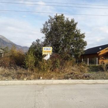 Lote de 600 mts2, Lago Puelo