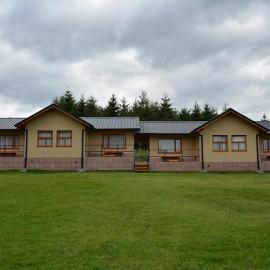 Complejo de 4 casas, Lago Puelo