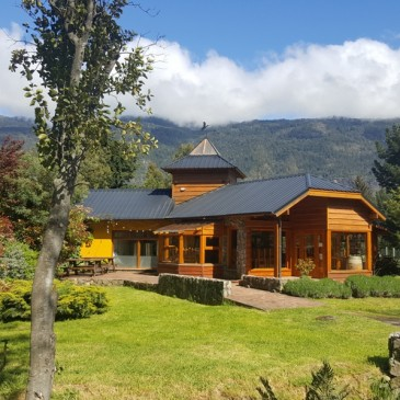 Casa sobre Ruta, Lago Puelo